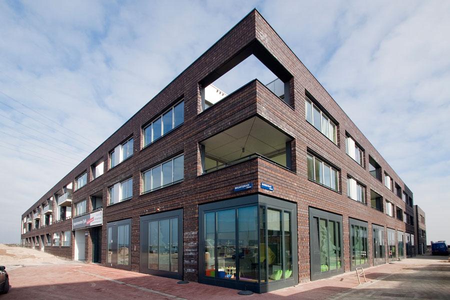 Wonen In Ijburg : Steigereiland ijburg slokker bouwgroep