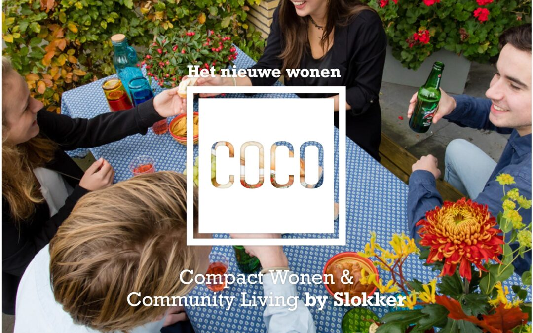 CoCo, Compact Wonen & Community Living