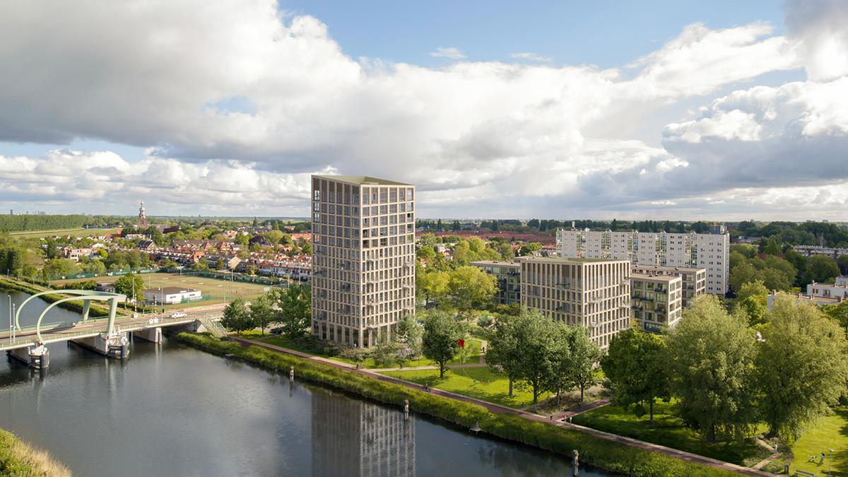 Woonstad Rotterdam en Slokker Bouwgroep samen druk aan de slag in Rotterdam!