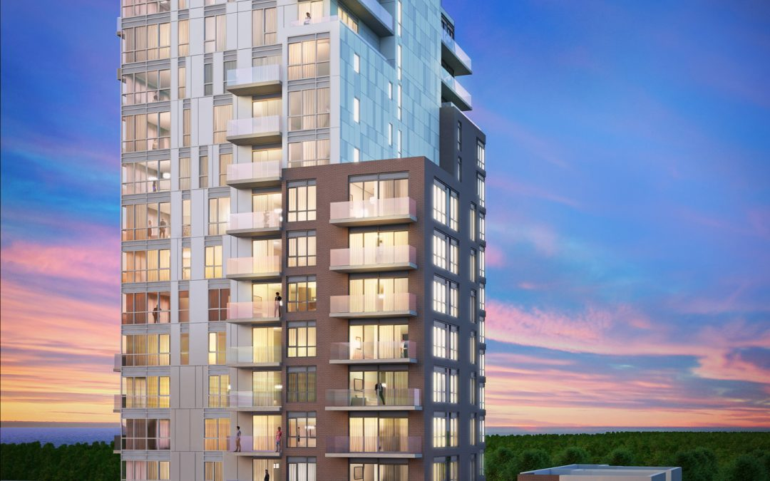Mississauga council approves 15-storey building in Port Credit